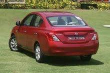 Gasoline Fuel/Power car for rent - Nissan Sunny 2016