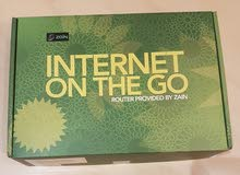 Zain 4G Lte+ Desktop Router