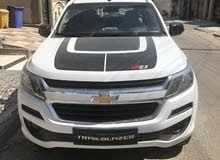 White Chevrolet Blazer 2017 for sale