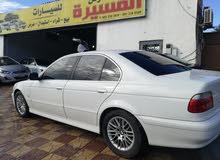 بي ام فل الفل  BMW 520