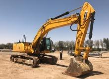 حفارة جي سي بي 30 طن JCB Excavator JS330 30 Ton 2008
