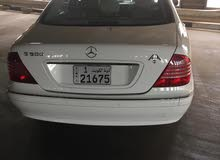 +200,000 km Mercedes Benz CL 500 2003 for sale
