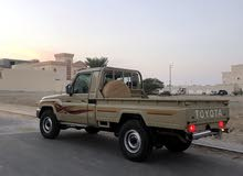 Toyota Land Cruiser Pickup in Abu Dhabi
