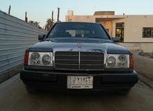 Automatic Grey Mercedes Benz 1991 for sale