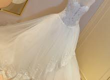 فستان زواج للبيع 2017