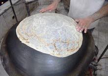 مطلوب معلم خبز صاج