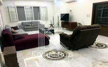 This aqar property consists of 4 Rooms and More than 4 Bathrooms in Amman Al Bayader