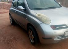 Nissan Micra made in 2005 for sale