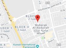 للبيع فيلا في مبارك العبدالله غرب مشرف