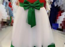 فستان العيد الوطني جميل وراقي للأميرات