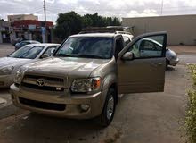 Toyota Sequoia car for sale 2006 in Benghazi city