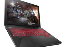 Gaming Laptop Asus FX 504 G . I7 8750 H. GTX 1050 4 g