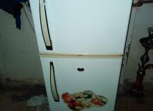 ثلاجة نظيفة
