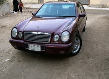 km Mercedes Benz E 320 1997 for sale