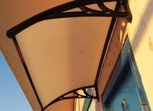 مظلات ابواب ونوافذ