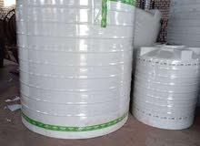 خزانات مياه صحيه لمياه الشرب