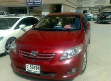 full option 2nd grade Toyota Corolla 1800CC