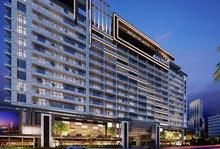 شقة فندقيه مفروشه بالكامل في منطقه الفرجان عزيزي بلازا في دبي