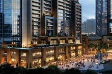 شقه بوسط دبي للبيع