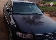 Automatic Audi 2012 for sale - Used - Al-Khums city