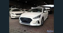 Hyundai Sonata car for sale 2018 in Zarqa city