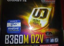 مازربورد Gigabyte B360M