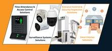 كاميرات مراقبه و انظمة امنية