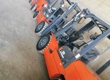 a New Forklifts is for sale