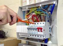 كهربائي منازل كهربجي متنقل في عمان لصيانة واصلاح اعطال الكهرباء والتأكد من الاحمال والقواطع