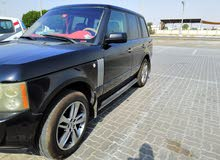 Range rover GCC model 2006
