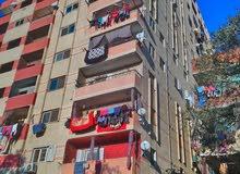 شقة للبيع امام محطه مترو الانفاق كوتسيكا