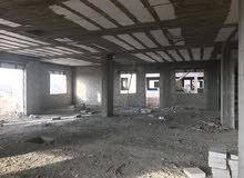 شقة ارضية 157 م في مرج الحمام -((قرب مدرسة الخمائل )) اقساط _بدفعة اولى