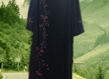 عباية سوارية شيك جدا لوزن فوق 120 كيلو لبسه واحده فقط ب 650 يوجد توصيل وشحن