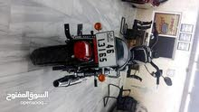 Used Harley Davidson motorbike up for sale in Amman