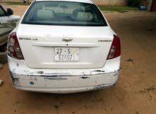 Manual White Chevrolet 2008 for sale