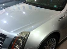 Cadillac CTS 2012 For sale - Beige color