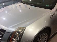 كاديلاك CTS موديل 2012 مستعد لتخفيض السعر اذاكان للجادين فقط.