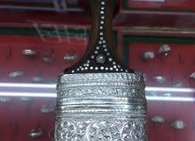 خنجر عماني قديم رأس الصيفاني