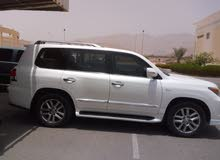 Lexus LX car for sale 2010 in Sur city