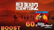 Red dead redemption مطلوب ps3