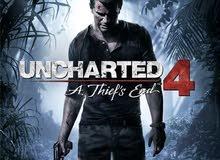مطلوووب Uncharted 4