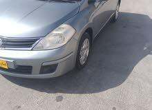 Nissan tiida full automatic