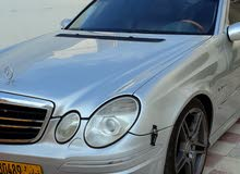 Available for sale! 0 km mileage Mercedes Benz E500 2003