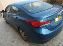 Hyundai Elantra car for sale 2014 in Sohar city