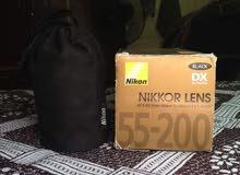 نيكون 55-200 DX