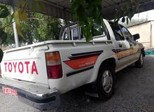 For sale 1990 White Hilux