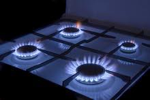 تصليح افران الغاز