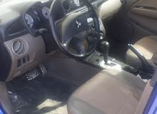 Blue Mitsubishi Outlander 2008 for sale