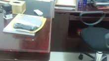 طاولة مكتب ، نظافة معقولة