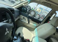 سيارة ميتسوبيشي باجيرو 2014 للبيع